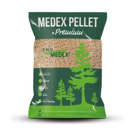 Pellet drzewny Medex Premium